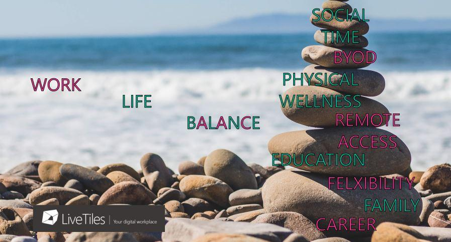 Digital Workplace: Design for a healthy work life balance