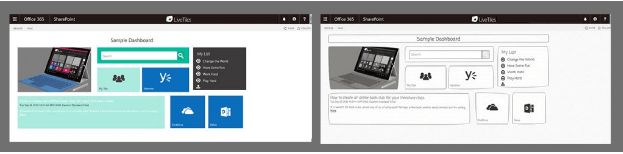 Why you should create a SharePoint wireframe for function first