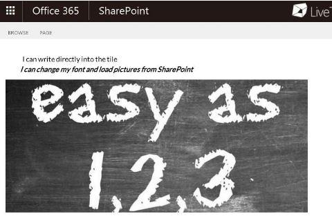 SharePoint dashboards turn heads with new Content Tiles