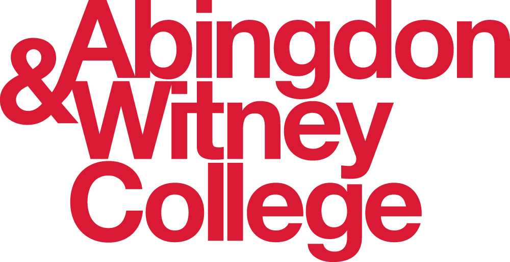 Abingdon & Witney College Logo in Red