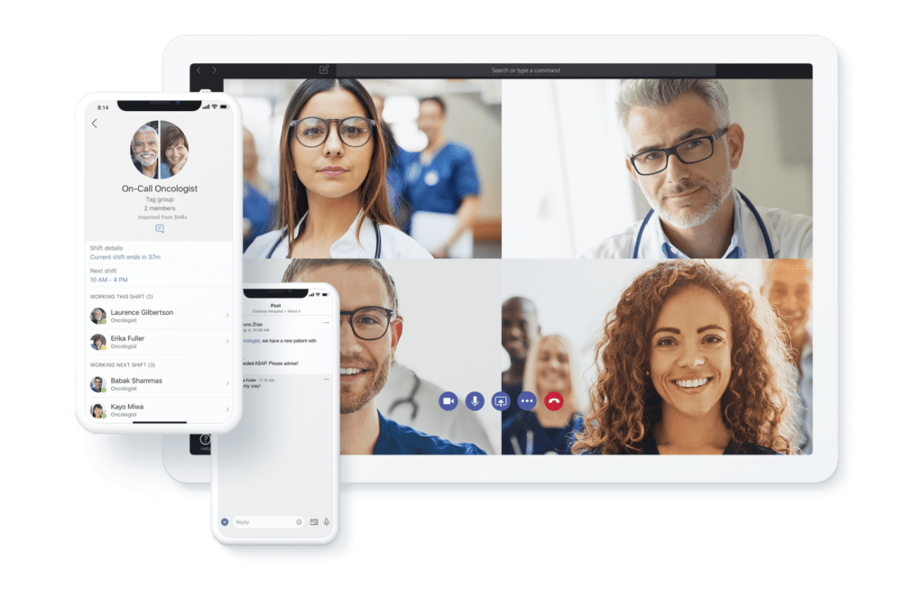 health-practioners-on-devices
