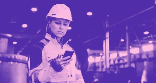 Reach internal communications app for frontline workers