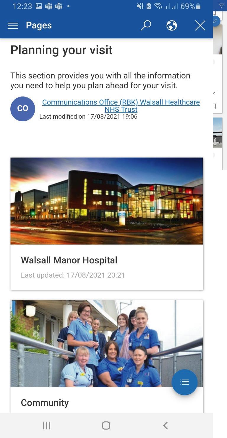 walsall-nhs-reach-planning